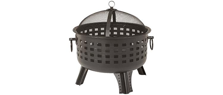 Amazon Basics Fire Bowl