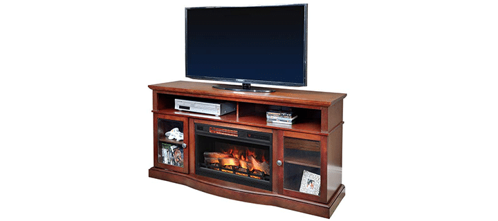 Chimney Free Walker Entertainment Center
