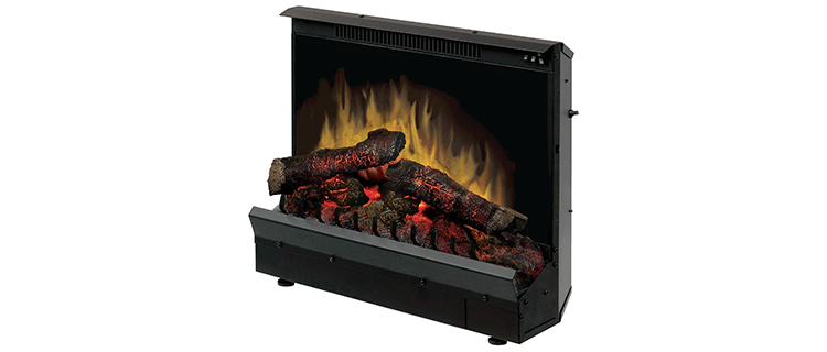 Dimplex Fireplace Deluxe Insert