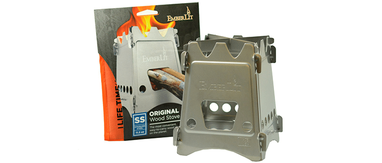 Emberlit Survival Stove