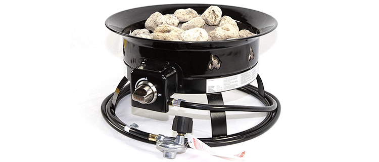 Heininger 5995 Portable Outdoor Pit