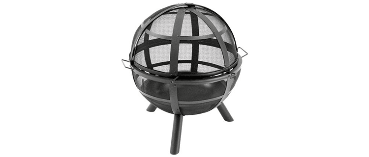 Landman Ball of Fire Outdoor Fireplace