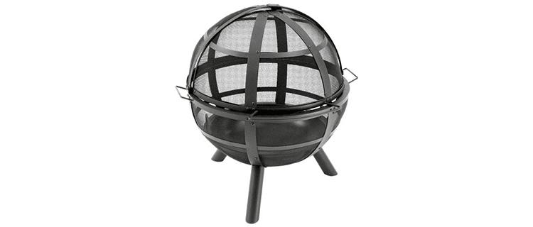Landman Ball of Fire Outdoor Fireplace