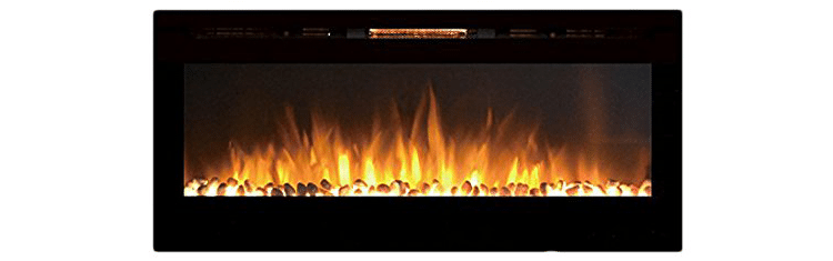 Moda Flame Houston 50-Inch