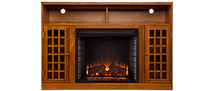 Southern Enterprises Narita Media Fireplace