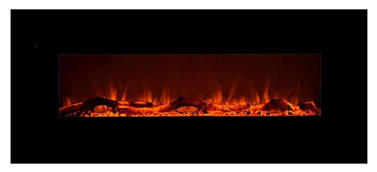 Touchstone 50-Inch Onyx Fireplace