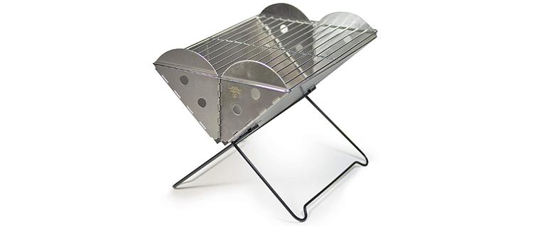 UCO Flatpack Steel Pit