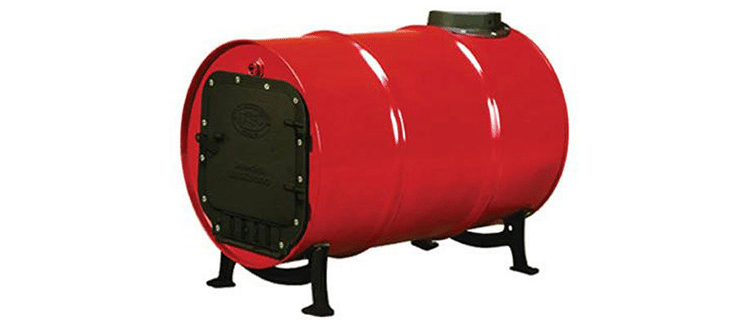 US Stove Barrel Stove Kit