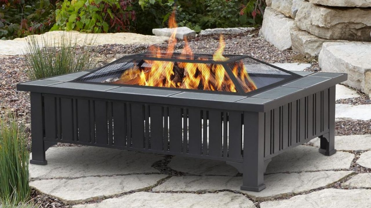 10 Best Wood Burning Fire Pits Of 2021 Reviews