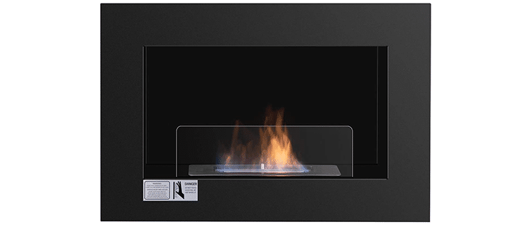 Best Comfort 275-Inch Recessed Fireplace