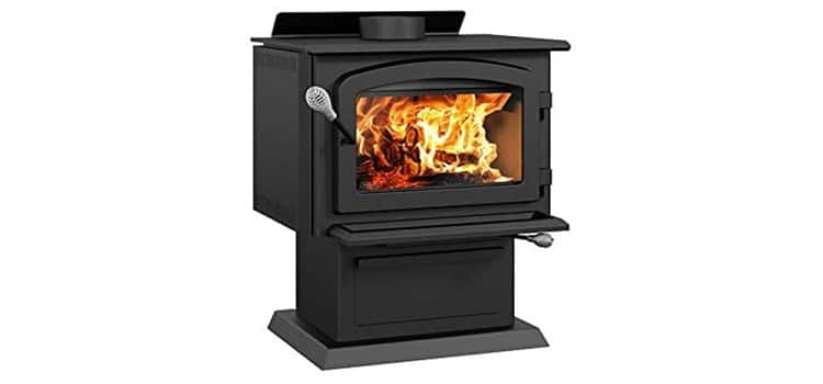 Drolet Blackcomb Medium Fireplace