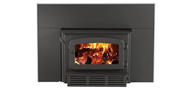 Drolet Escape 1800 Fireplace
