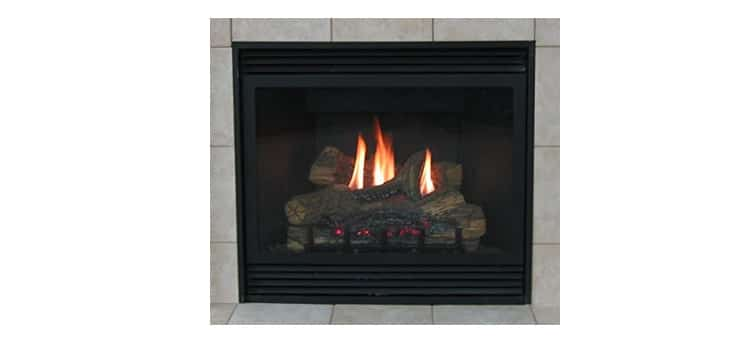 "Empire Tahoe Deluxe 32"" Fireplace"