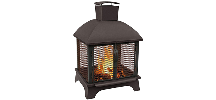 Landmann Redford Fireplace