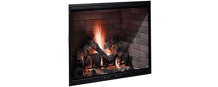 Majestic 42-Inch Biltmore Radiant Fireplace