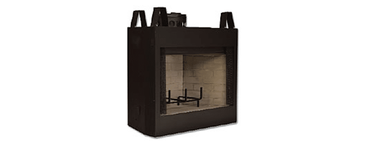 Majestic 42-Inch Royalton Fireplace