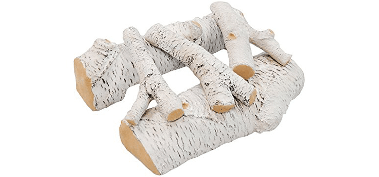 Regal Flame 16-Inch 5-Piece Fireplace Logs