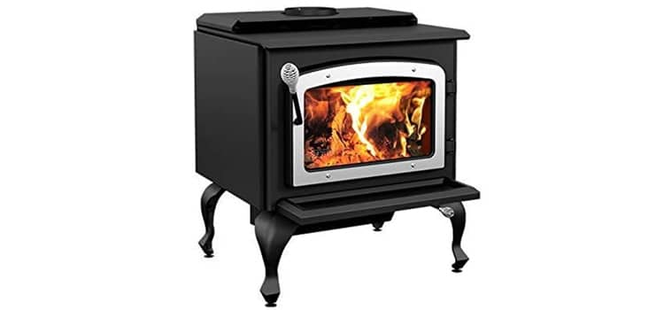 Stove Builder International Escape Wood Stove