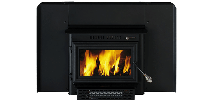 Summers Heat 50-SNC13I Wood Fireplace Insert 1500 Square Foot
