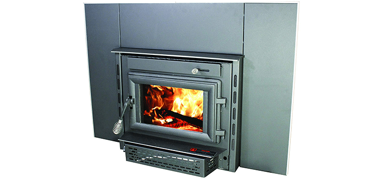 US Stove 2200iE Medium Fireplace Insert