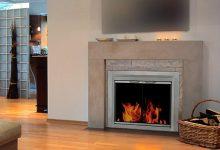 Best Glass Fireplace Doors