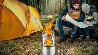 Best Tent Wood Stove