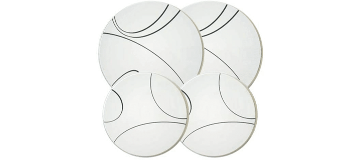 Corelle Coordinates by Reston Lloyd Electric Stovetop Burner Covers