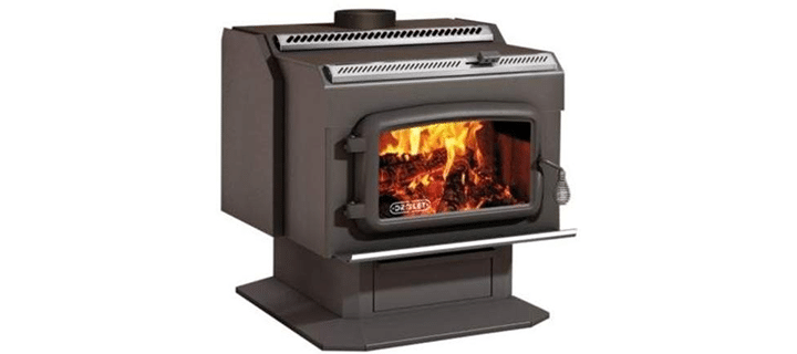 Drolet High-Efficiency Wood Stove