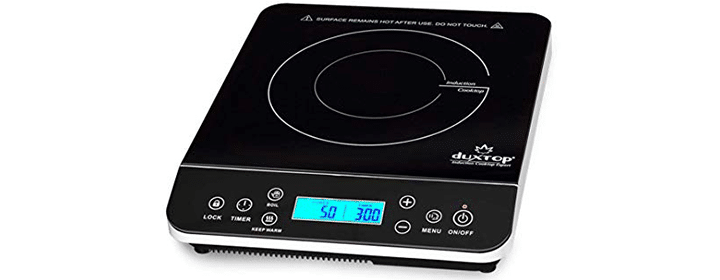 Duxtop 9100MC 1800W Portable Induction Cooktop