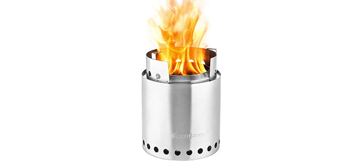 Solo Stove Campfire Person Compact Wood Burning Camp Stove