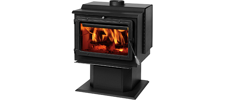 Summers Heat 50-SHSSW02 Smartstove Wood Stove