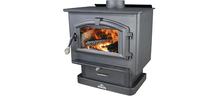 US Stove 2000 EPA Certified Wood Stove
