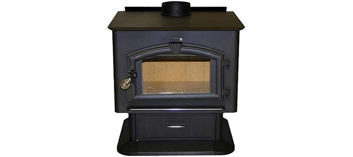 US Stove 2500 Wood Stove