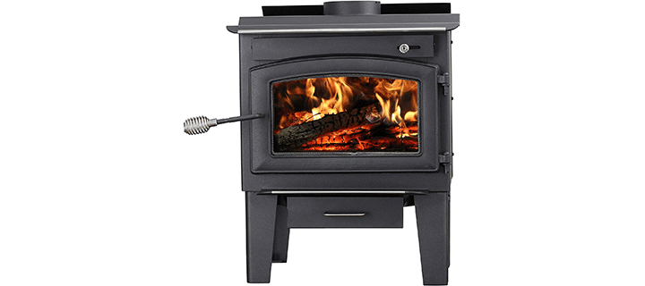 Top 10 Best Small Wood Burning Stoves Of 2020 Reviews