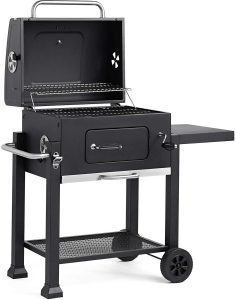 Expert Heavy Duty Charcoal Outdoor Grill