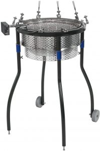 Uncle Roast Rotating Universal Outdoor Grill