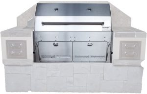Hasty-Bake 290 Built-in Charcoal Outdoor Grill