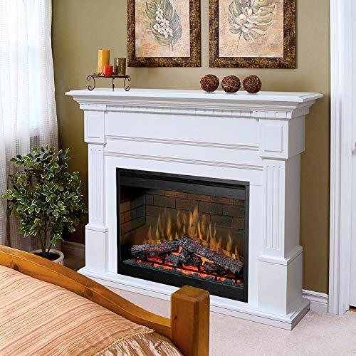 548 Dimplex Essex White Purifire Electric Fireplace GDS30L3 1086W 0 0