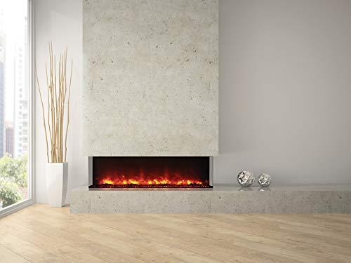 Amantii Tru View XL 60 TRU VIEW XL 3 Sided Electric Fireplace 60 0 0