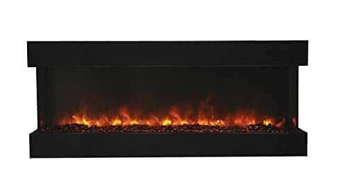 Amantii Tru View XL 60 TRU VIEW XL 3 Sided Electric Fireplace 60 0 1