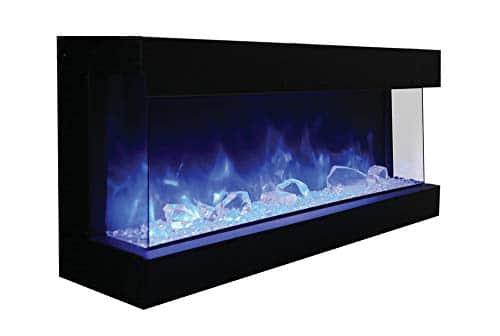 Amantii Tru View XL 60 TRU VIEW XL 3 Sided Electric Fireplace 60 0