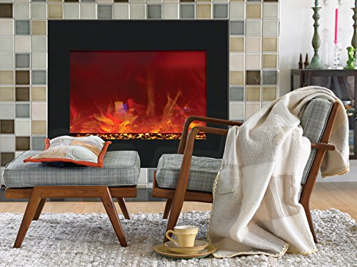 Amantii ZECL 39 4134 Zero Electric Fireplace 0 0