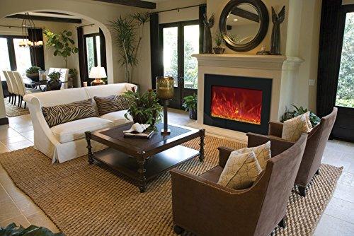 Amantii ZECL 39 4134 Zero Electric Fireplace 0 1