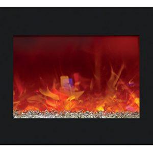 Amantii ZECL 39 4134 Zero Electric Fireplace 0