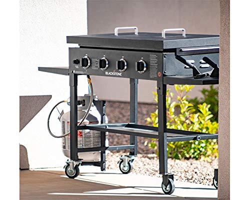 Blackstone 5004 Griddle Grill 36 Hard Cover 36 Inch Black 0 2