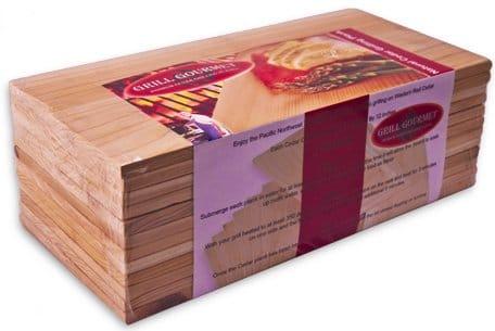 Cedar Grilling Planks 12 Pack 0