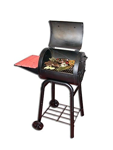 Char Griller E1515 Patio Pro Charcoal Grill Black 0 1