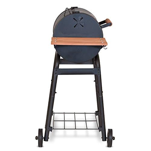 Char Griller E1515 Patio Pro Charcoal Grill Black 0 3