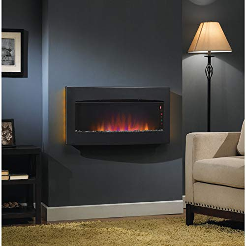 ClassicFlame Serendipity Infrared Wall Hanging Fireplace Heater 0 2