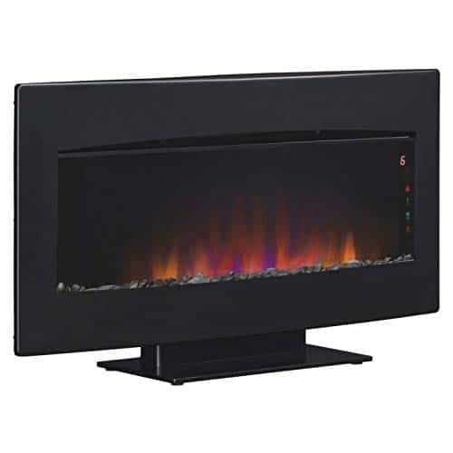 ClassicFlame Serendipity Infrared Wall Hanging Fireplace Heater 0